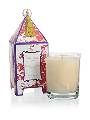 Seda France 10-Oz. Chinese Mandarin Vanille Pagoda Candle