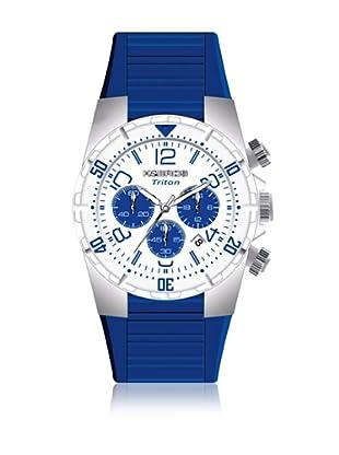 K&BROS Reloj 9480 (Azul)