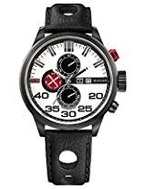 Tommy Hilfiger Analog White Dial Men's Watch - NTH1790787J