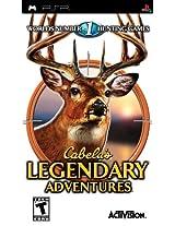 Cabela's Legendary Adventures - Sony PSP