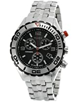 Timex Chronograph Black Dial Men's Watch - T2M759