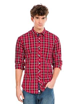 Springfield Hemd (Rot/Blau/Weiß)
