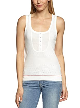 Princesse tam tam Camiseta Elena 270 (Blanco)