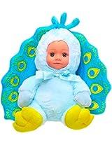 Archies Soft Toy Doll, Blue (25Cm)
