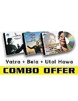 Rabindra Sangeet Combo-1 Yatra + Bela + Utol Hawa