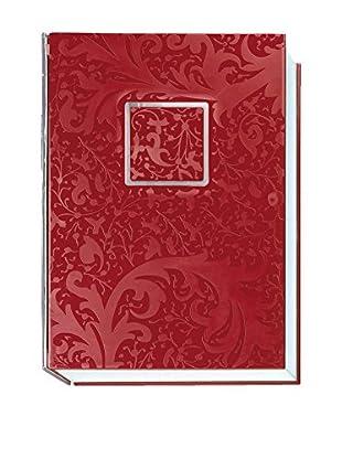 Rotaliana Regleta De Enchufes LED MultiBook Rojo