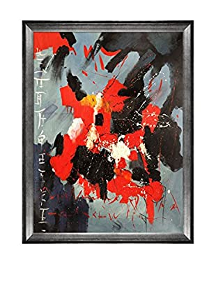 Pol Ledent Abstract 665055 Framed Hand-Painted Reproduction