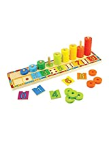 Bigjigs Toys BJ531 Learn to Count