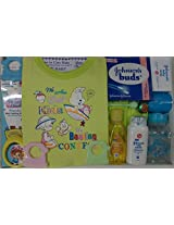 Love Baby Gift Set - Priya Green
