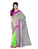 Kanheyas Chiffon Printed Saree