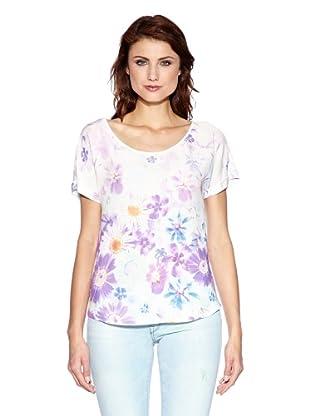 Mavi Camiseta Savannah (Blanco)