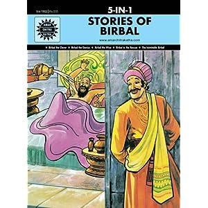 Stories of Birbal: 5 in 1 (Amar Chitra Katha)