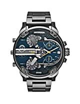 Diesel Mr. Daddy 2.0 Blue Dial Quartz Men's Watch -DZ7331