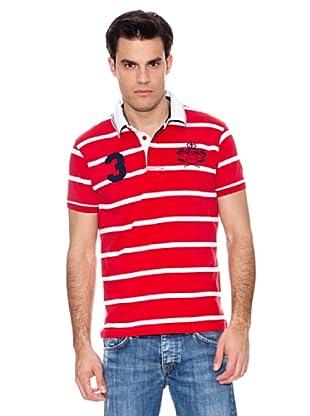 Pepe Jeans London Polo Night (Rojo)