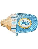 Pioneer Balloon Company Welcome Baby Bottle Shape Balloon, 39