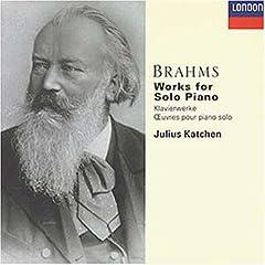 輸入盤ユリウス・カッチェン(P)  ブラームス:ピアノ作品全集(6枚組)の商品写真
