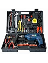 102 pcs Branded True Star Powerful Drill machine Kit with lots of Accessories
