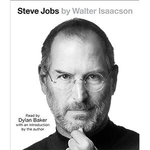 【クリックでお店のこの商品のページへ】Steve Jobs (Audiobook, Unabridged) [Audiobook, Unabridged]</span [CD]