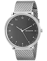 Skagen End-of-Season Hald Analog Black Dial Men's Watch - SKW6175