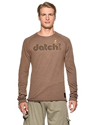 Datch Gym Camiseta Leupoldo (Marrón)