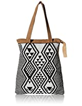Gottex Women's Kariba Beaded Bag with Nubuck Suede Accent