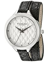 Stuhrling Original Analog Champagne Dial Women's Watch - 658.01