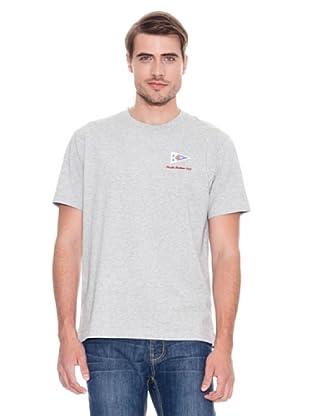 Brooks Brothers Camiseta Wilfrid (Gris)