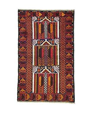 Eden Teppich Beluc mehrfarbig 90 x 142 cm