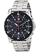 Victorinox Men's 241679 Chronograph Stainless Steel Sport Watch