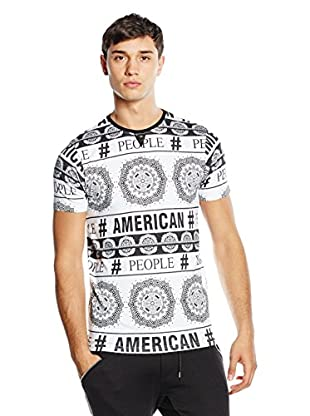 American People T-Shirt Triangle