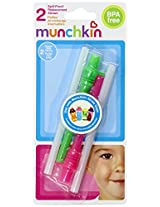 Munchkin Replacement Straws, 2-Count, (Colors may vary)