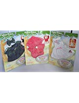 Lot Of 3 Briarberry Bear Collection Outfit Set 1999