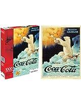Coca Cola Bear Jigsaw Puzzle 1000-Piece