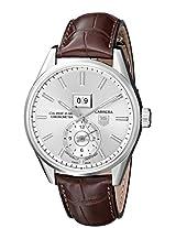 TAG Heuer Men's THWAR5011FC6291 Carrera Analog Display Swiss Automatic Brown Watch
