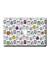"""Owl Art - Skin for Macbook Air 13"""""""