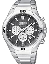 Citizen Analog Watch-For Men-Silver-AN8020-51H