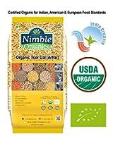 Nimble Organics Arhar Dal (Toor Dal) 1 Kg