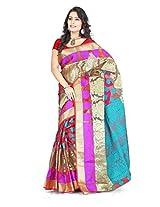 banarasi silk saree with exclusive banarasi fabric