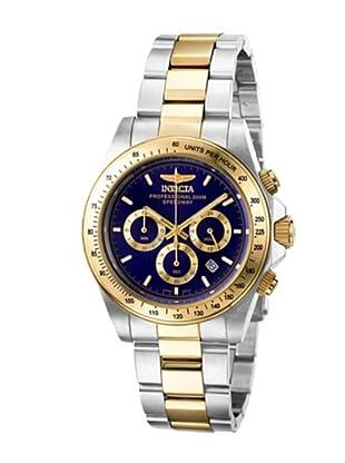 Invicta 3644 - Reloj cronógrafo caballero azul