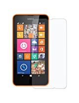 Amzer 96988 Kristal Clear Screen Protector for Nokia Lumia 635, Nokia Lumia 630