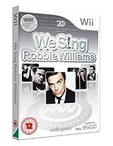 We Sing Robbie Williams (Nintendo Wii) (NTSC)