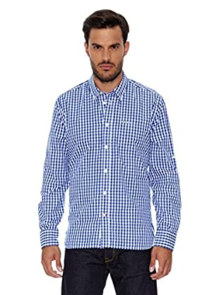 Pepe Jeans London Camisa Hombre River (Azul Oscuro)