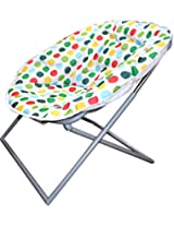 Blooma Relaxing Moon Chair (Polka Dots Pattern)