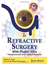 Refractive Surgery With Phakic Iols :Fundamentals And Clinical Practice