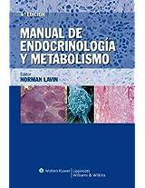 Manual de Endocrinologia y Metabolismo