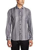 Excalibur Men's Regular Fit Casual Shirt