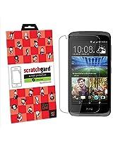 Scratchgard HD Ultra Clear Screen Protector For HTC Desire 526G+ dual sim