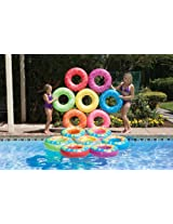 Poolmaster 83671 Ring-A-Ding-Ding Island / Lucky 7 Game