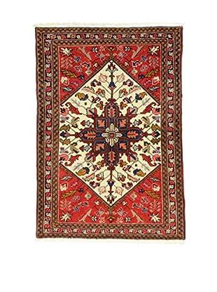 Eden Teppich Heriz mehrfarbig 100 x 145 cm