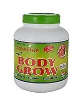 Ankerite No.1 Body Grow Natural Powder (Chocolate) - 1000 g